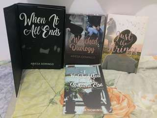 Wattpad Books (Self Pub)