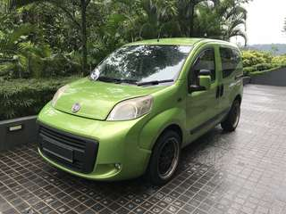 SPECIAL PROMO Fiat Qubo 1.4 Manual