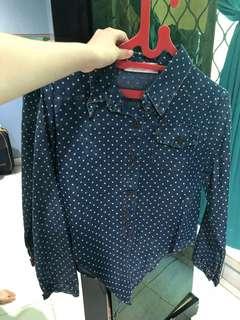 Polkadot shirt (J.rep)
