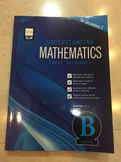GLM Lower secondary mathematics volume B