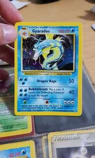 Pokémon gen 1 gyarados 6/102