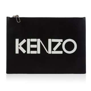 Kenzo  Leather Pouch