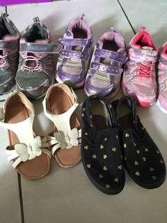 🚚 二手童鞋5雙$200