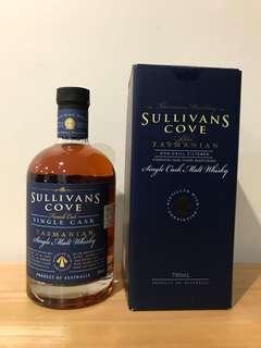 Whisky - 澳洲 Tasmania Sullivans Cove French Oak Single Cask