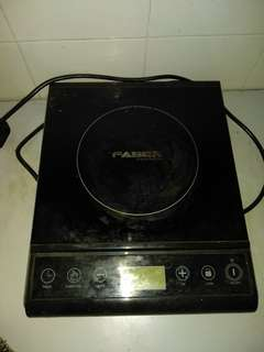 Faber portable induction cooker
