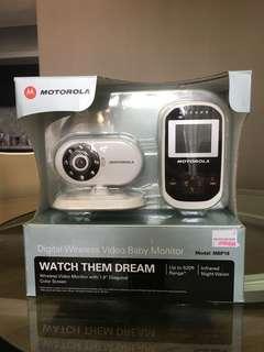 Digital Wireless Video Baby Monitor