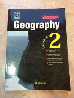Comprehensive guide  Secondary 2 Geography
