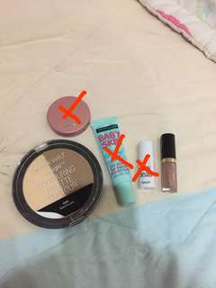 MAKEUP CLEARANCE SALE