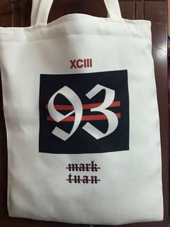 Tote bag Mark Tuan Represent