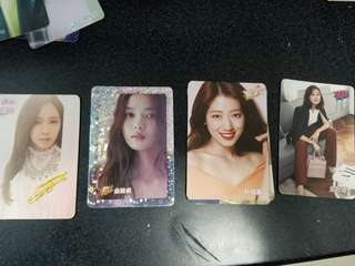 YES CARD 韓國 女演員