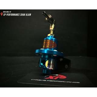 Fuel Pressure Regulator SARD adjustable fitment Sky Blue Colour