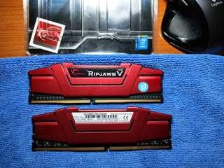 DDR4 16GB (2*8GB) 2400mhz