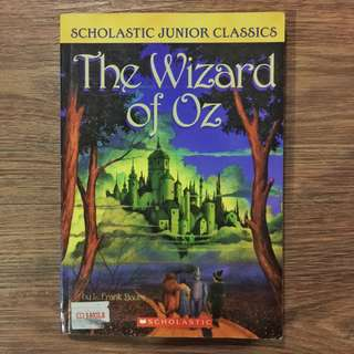 books | The Wizard of Oz by L. Frank Baum