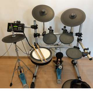 Yamaha DTX500 Drum Kit
