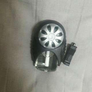汽車芳香劑 (有風扇)