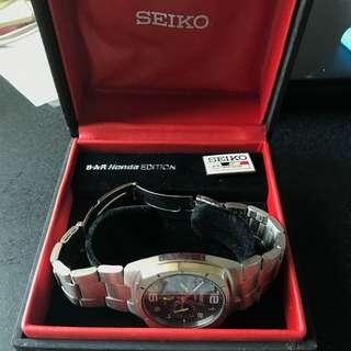 Seiko x Honda 錶