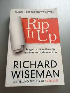 Rip It Up by Richard Wisemen