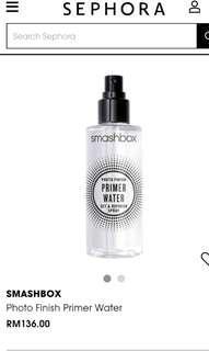 ON SALE! Smashbox Photo Finish Primer Water, 115ml