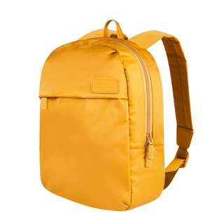 Lipault City Plume Backpack/ Bag  (mustard)