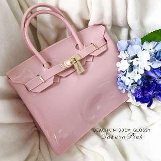 Beachkin Glossy Sakura Pink
