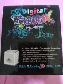 MP3 usb speaker