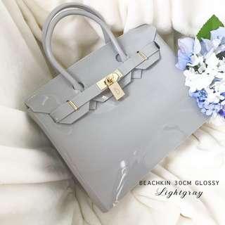 Beachkin Glossy Light gray