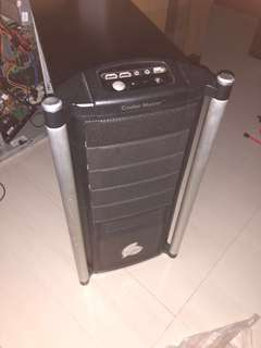 Selling Used Core 2 Quad Q8200 Desktop !