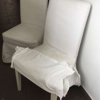 2 dining chairs - GIVE AWAY