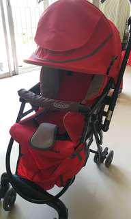 Graco Citilite R Red