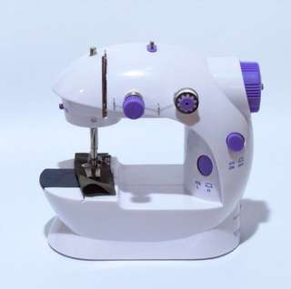 Ready Stock / Free Shipping Portable Mini Sewing Machine