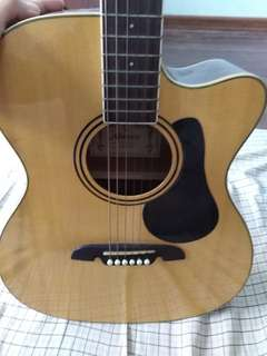 Alvares Accoustic Guitar