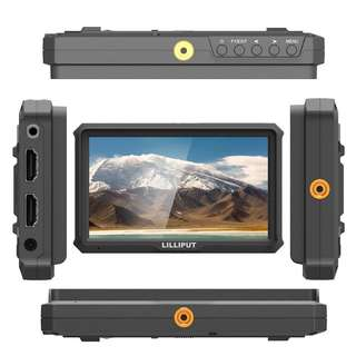 Lilliput A5 4K LCD Video Assist Monitor
