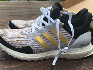 Trophy gold ultra boost