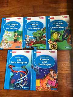 🚚 Read with Robin Dragons Series