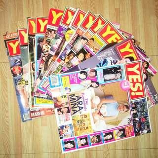 YES! Magazines