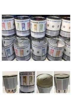 PESO Ipon Challenge Coin Banks
