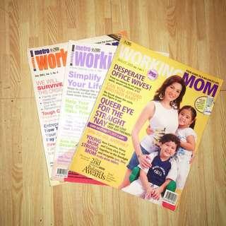Working Mom Magazines