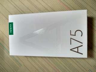 🚚 OPPO  A75(全新)