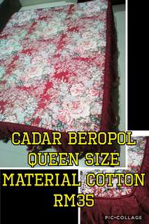 Cadar ropol Queen size bundle