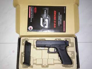AIRSOFT GBB WE G18C