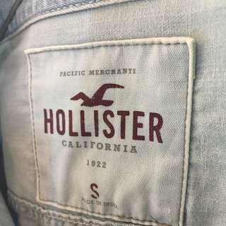 Preloved Kemeja Jeans Hollister California