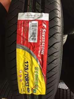 Silverstone Tyre 175/70 R13