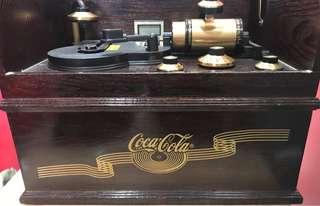 ❗️可樂迷❗️經典可樂CD機(只可裝飾)