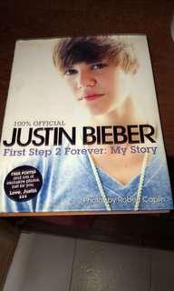 Bieber autobiography