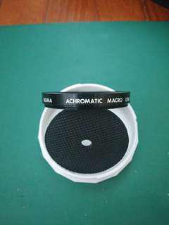 Sigma Achromatic macro lens