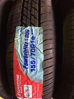 Silverstone Tyre 155/70 R12