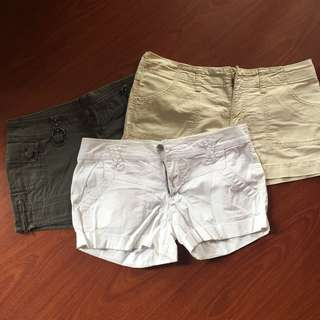 Preloved Shorts Bundle 2