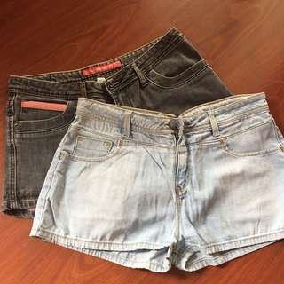 Preloved Shorts Bundle 3