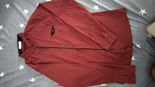 Polo Red Slim Fit