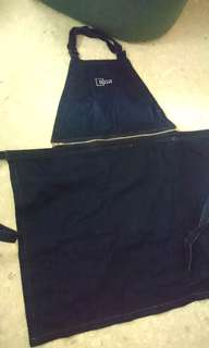 Denim Apron Brand New